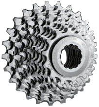Cassette MICHE 10V adaptable SHIMANO